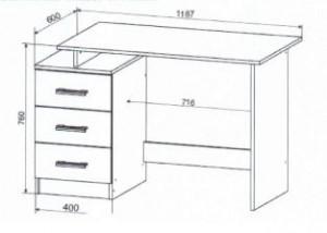 Стол № 8 Новинки SV-Мебель2