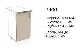 р 400