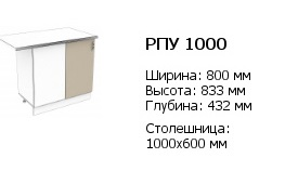 рпу 1000