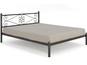 Кровать Самба чёрная