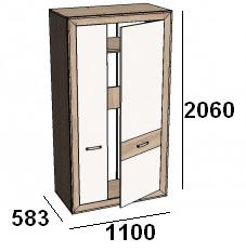 двухдверный 1100