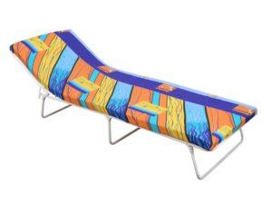 Раскладная кровать Алеся (мягкая) листовой поролон