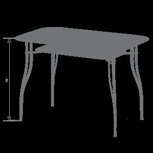Стол В-2