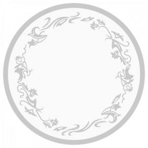 Стол стеклянный В-1 Ch Византия-1 рисунок № 2