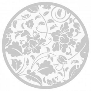 Стол стеклянный В-1 Ch Византия-1 рисунок № 3