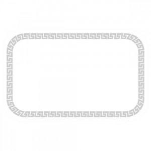 Стол стеклянный В-2 Ch Византия-2 рисунок № 7