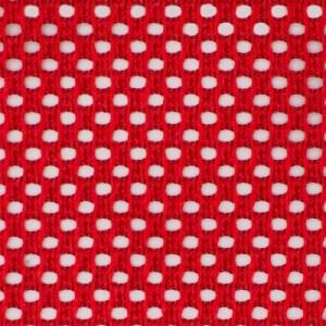 ткань-сетка № 22 красная