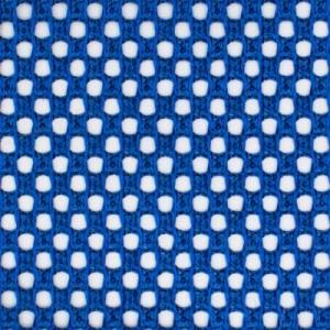 ткань-сетка № 23 синяя