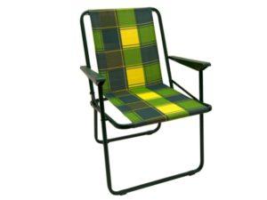 Кресло складное Фольварк жесткое 1