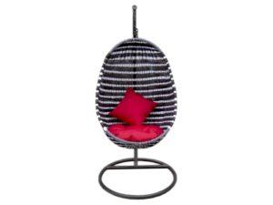 Подвесное кресло Корсика из искусственного ротанга