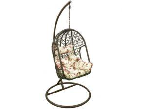 Подвесное кресло Ренессанс из искусственного ротанга