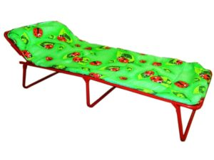 Раскладная кровать детская Юниор (мягкая) листовой поролон