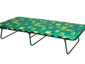 Раскладная кровать-тумба Верона (на ламелях) поролон листовой