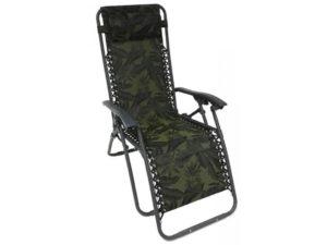 Кресло шезлонг Фиеста green