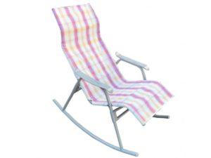 Кресло шезлонг Нарочь ткань текстилен