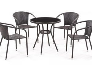 Набор мебели Кафе искусственный ротанг