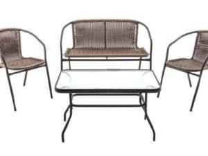 Набор мебели Марсель-Делюкс искусственный ротанг
