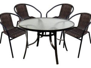 Набор мебели Марсель-эконом искусственный ротанг