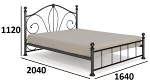 Кровать Батерфляй-2