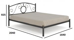 Кровать Фламенко