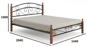 Кровать Малайзия-1