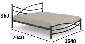 Кровать Модерн-1