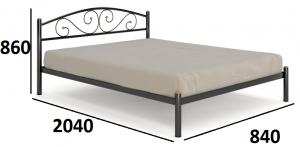 Кровать Румба —