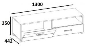 Тумба RTV 1D1S L TYP01 City схема