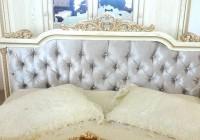 Спальня Ариза крем Шпон Дуб натуральный