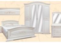 Спальня Венера крем эмаль 3