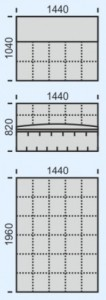 джели 144 см. схема